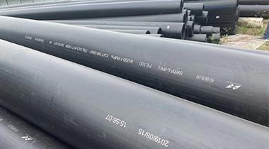 孔网钢带聚乙烯复合管施工